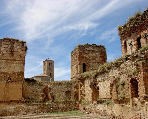 Château Madrid TOP Castillo de Buitrago de Lozoya