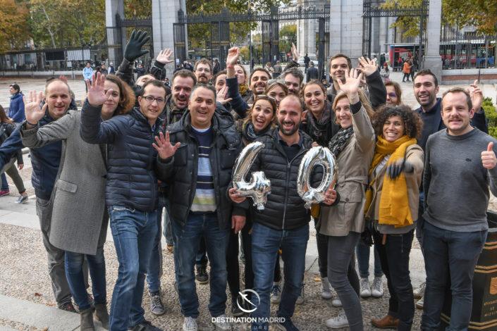 Activité anniversaire - DESTINATION MADRID