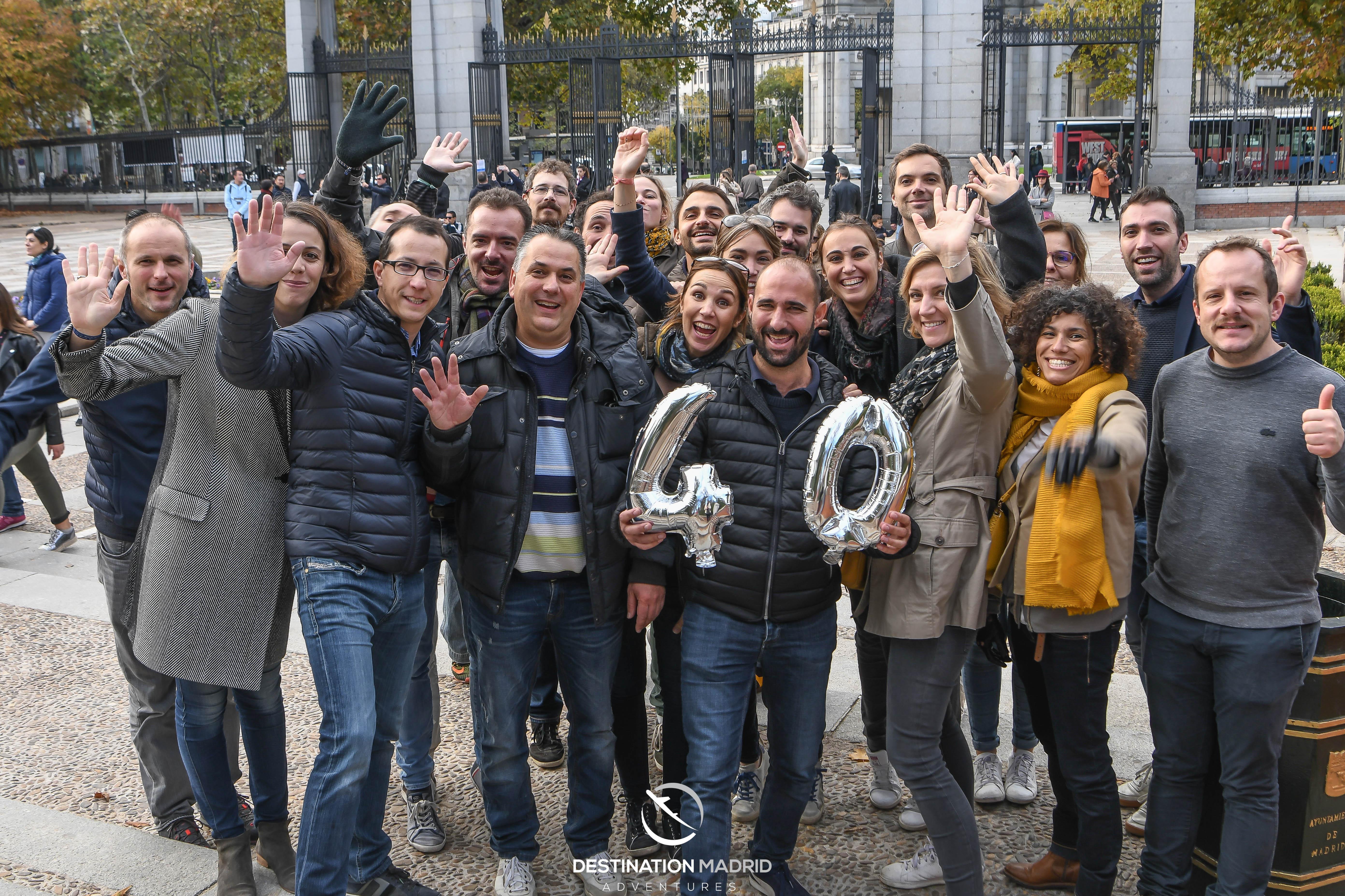 organiser son anniversaire à Madrid - DESTINATION MADRID