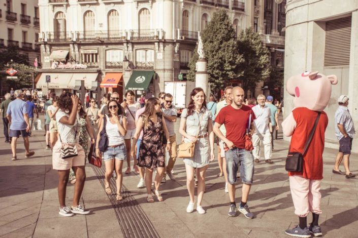 Visite guidée en français Madrid - DESTINATION MADRID