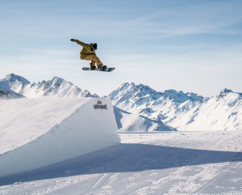 Piste de ski Madrid