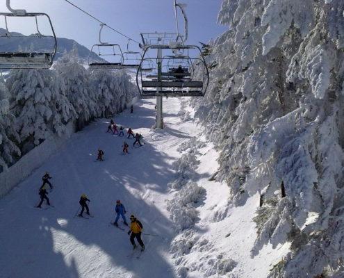 Ski Madrid