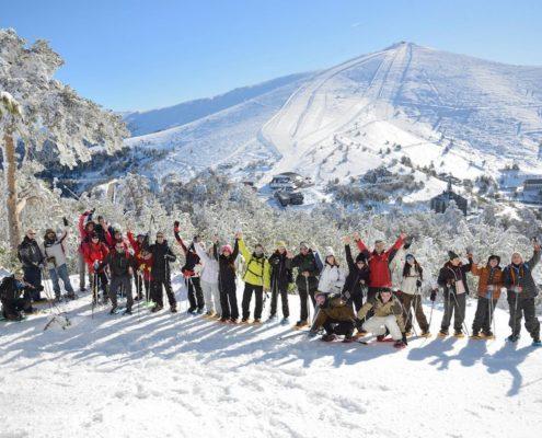 ski à Madrid