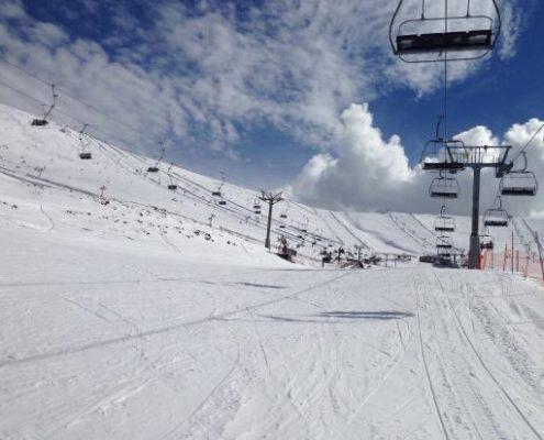 Où skier à Madrid?