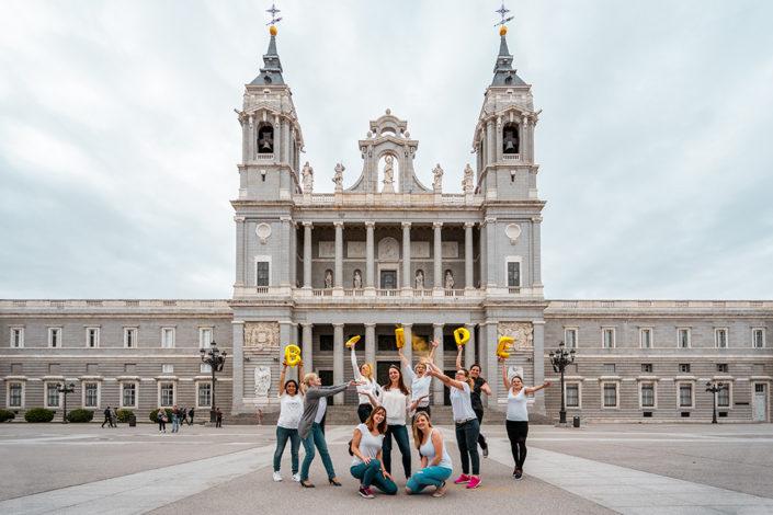 Enterrement de vie de jeune fille Madrid - EVJF -DESTINATION MADRID