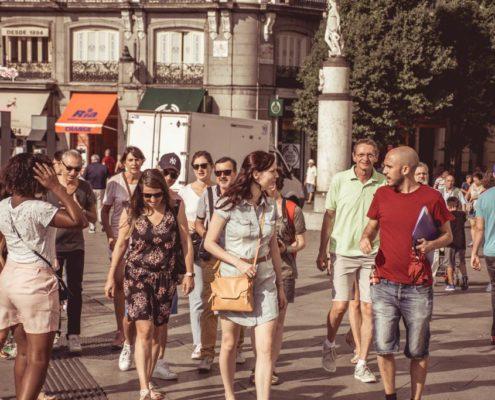 Visite guidée - Destination Madrid
