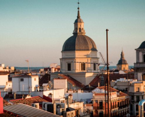 Repas chez l'habitant - DESTINATION MADRID