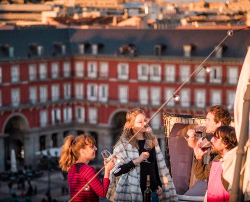 EVJF MADRID - DESTINATION MADRID