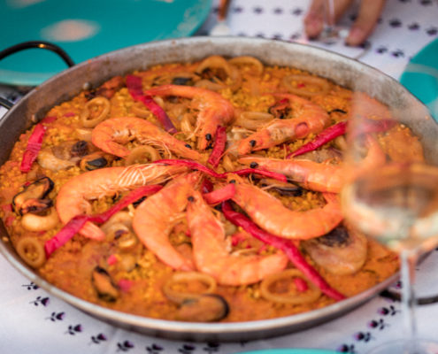 Paella Madrid - DESTINATION MADRID