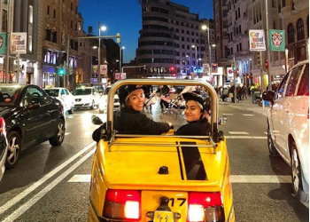 Go car Madrid - DESTINATION MADRID