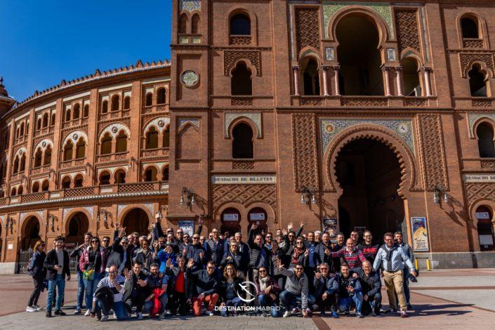 Séminaire insolite à Madrid - DESTINATION MADRID