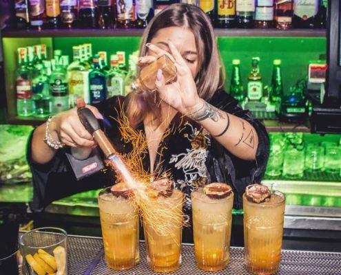 Cours de cocktail - DESTINATION MADRID