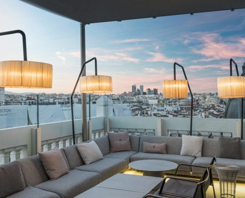 beau rooftop madrid