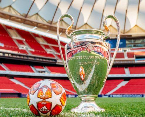 ligue des champions Madrid
