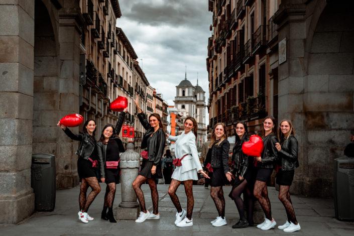 EVJF à Madrid - Shooting photo - DESTINATION MADRID
