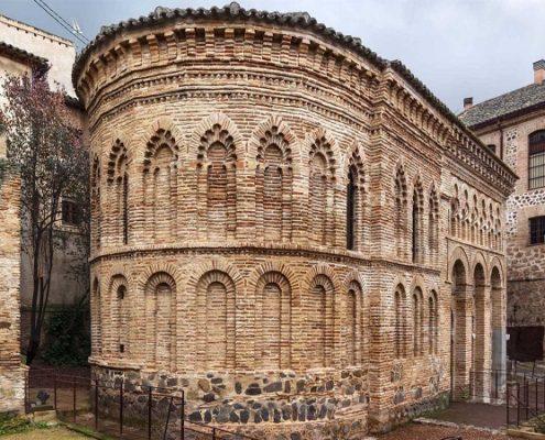 mosquée de tolède - DESTINATION MADRID