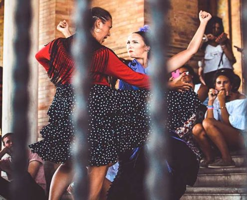 Spectacle de flamenco - DESTINATION MADRID