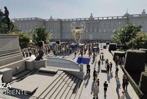plaza de oriente destination madrid finale champions league