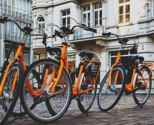 visite à vélo - DESTINATION MADRID