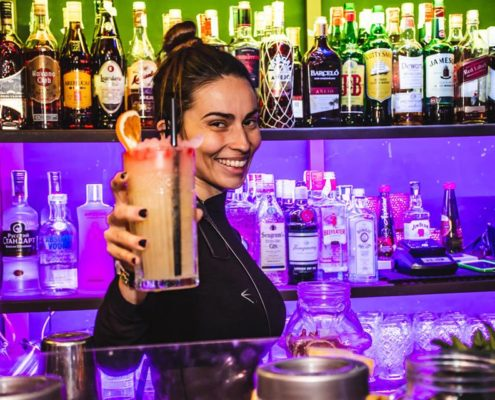 Cours de cocktails - DESTINATION MADRID
