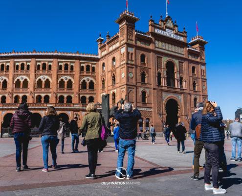 Arènes de Las Ventas - DESTINATION MADRID