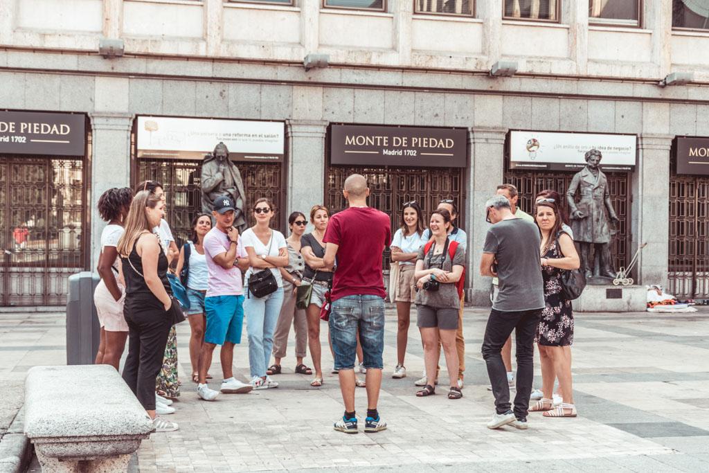 Visite guidée de Madrid en français - DESTINATION MADRID