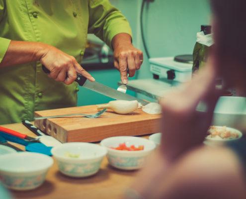 Cours de cuisine - DESTINATION MADRID
