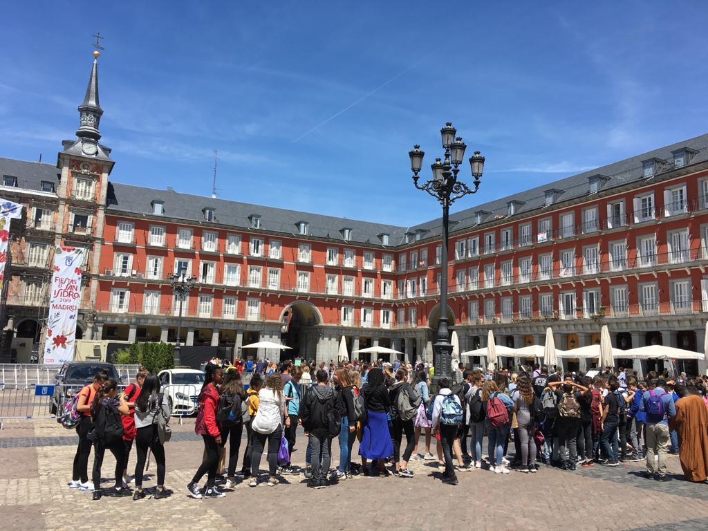 Meilleures activités voyage scolaire à Madrid DESTINATION MADRID