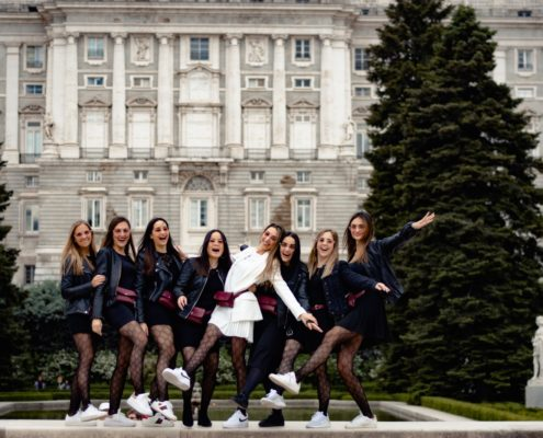 EVJF destination madrid TOP 10