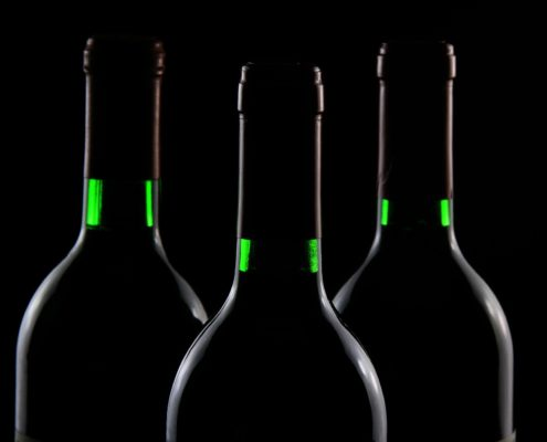 dégustation de vin dans le noir Destination Madrid