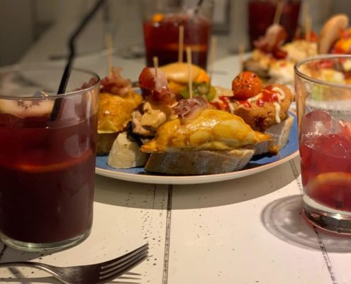 TAPAS TOUR MADRID - DESTINATION MADRID