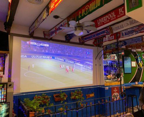 Meilleurs bars sportifs de Madrid
