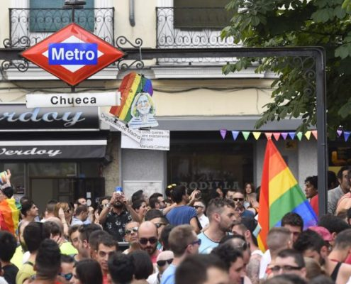 Gay pride Madrid 2019