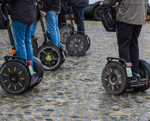 TOUR EN SEGWAY DESTINATION MADRID
