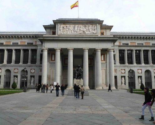 Meilleures activités voyage scolaire à Madrid DESTINATION MADRID - visite prado