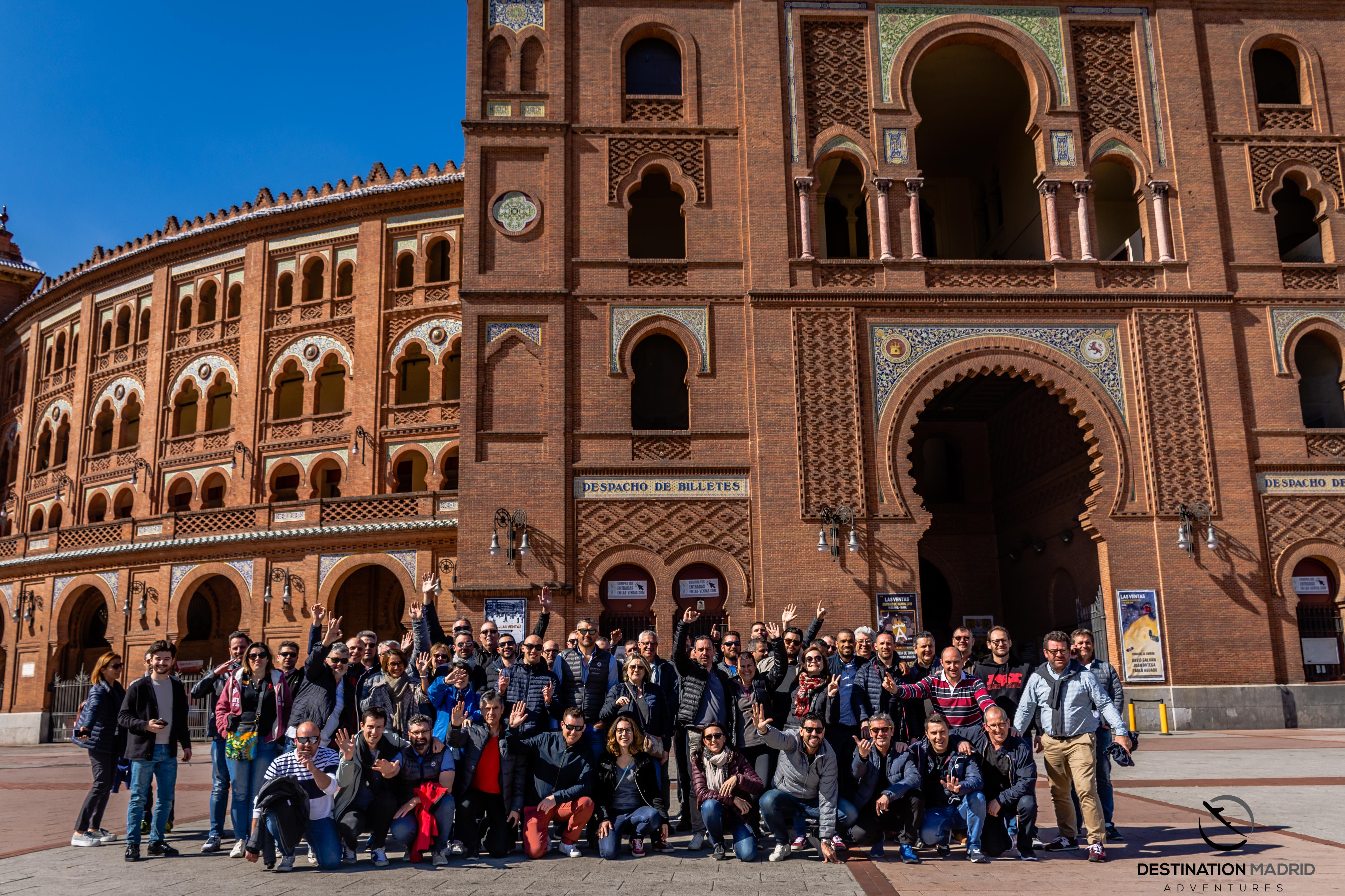 Organiser seminaire Madrid