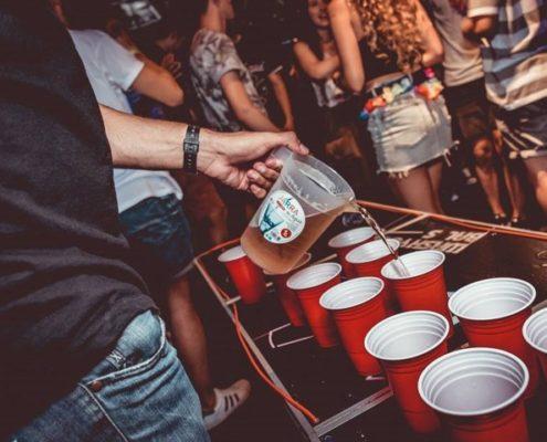 Tournoi privé de Beer Pong