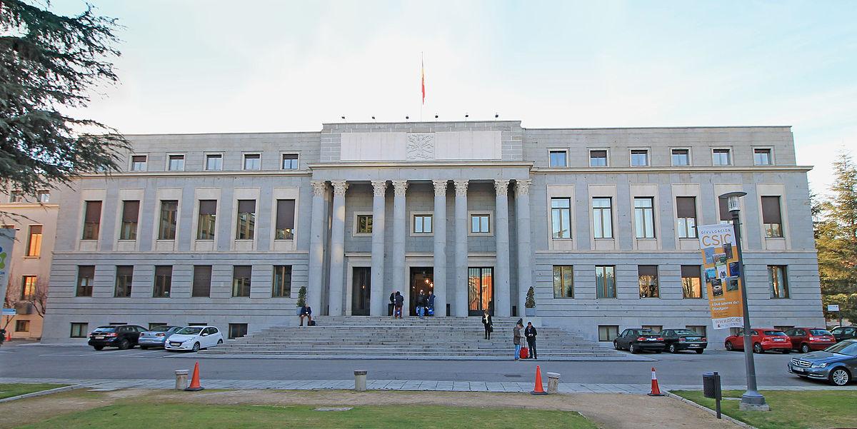 Casa de Papel - Conseil Supérieur de Recherches Scientifiques
