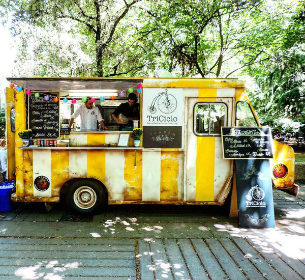 Food Truck Madreat Bon Plan