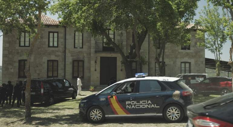 Casa de Papel - Maison, domaine el Gasco