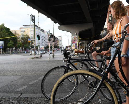Visite de Madrid à vélo