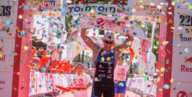 Triathlon Madrid 2019