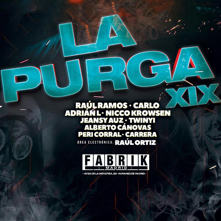La Purga Madrid