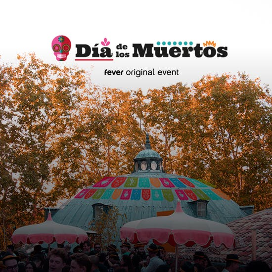 Dia de los Muertos Madrid Florida Retiro
