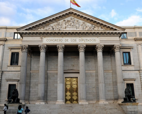 Visite guidée en français Madrid