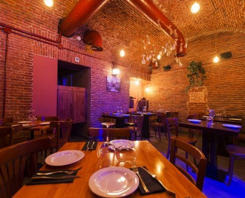 Restaurants Madrid - Buha