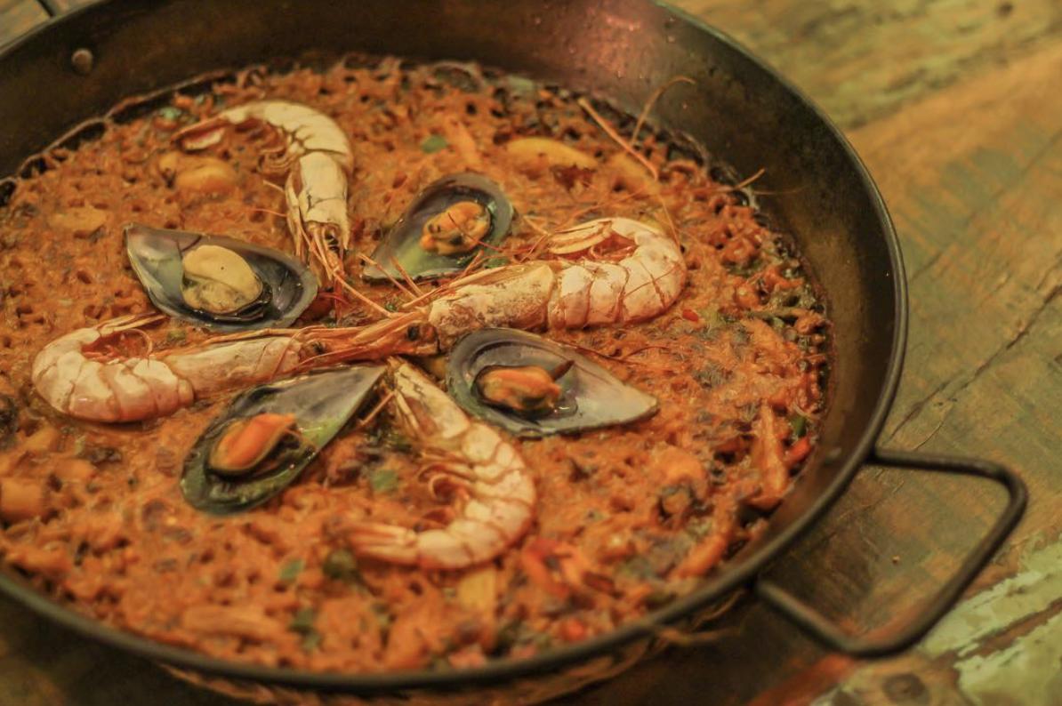 Restaurants Madrid