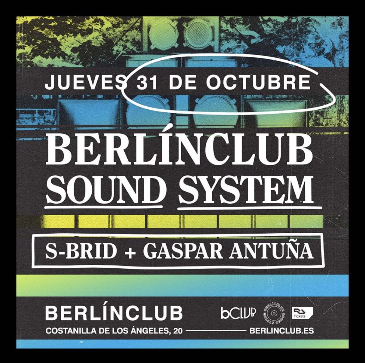 Berlin Club Madrid