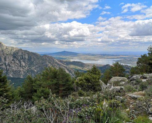 Balade en montagne Madrid
