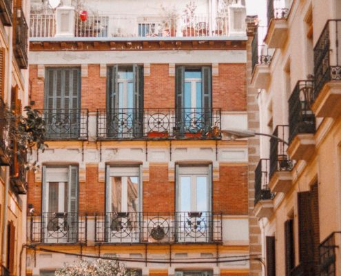 Visite guidée à Madrid